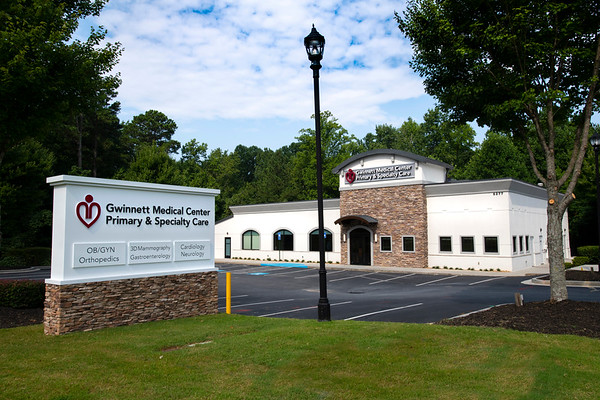 GMED Peachtree Corners Clinic Ribbon Cutting