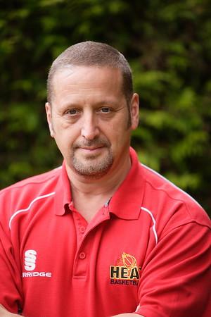 Paul Baker - Guildford Heat GM