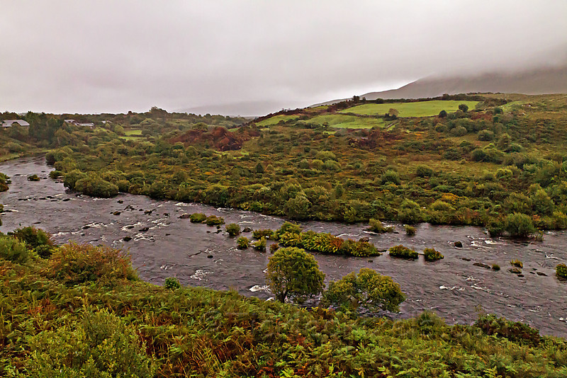 River Caragh, Co Kerry, Ireland