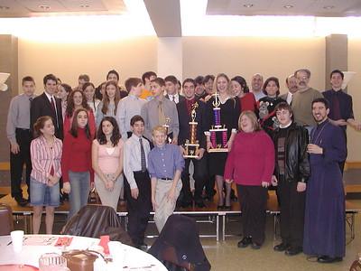 GOYA Valentine Lunch - February 15, 2004