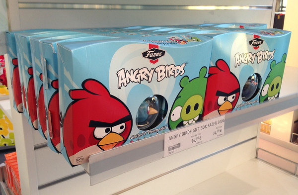 Angry Birds Chocolate Gift Pack