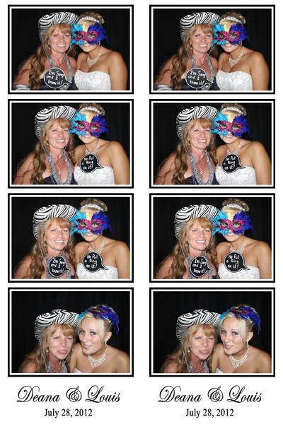 Deana & Louis July 28, 2012