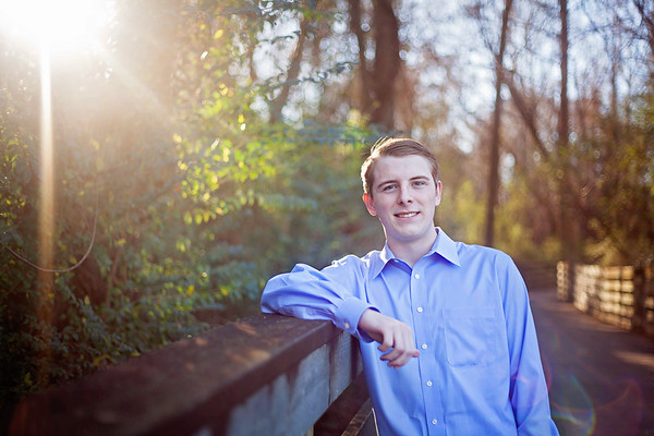 2015: Cole's Senior Portraits