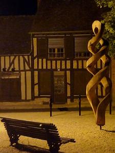 Chaumont-sur-Tharonne - Village et Façades