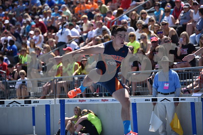 Thursday 1A and 4A - 2016 State Track and Field