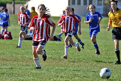 Youth Soccer - Oct 04, 2008 Marshall Park