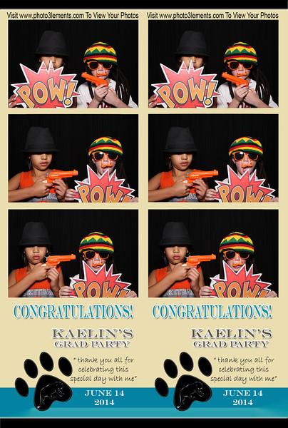 Kaelin's Graduation Party