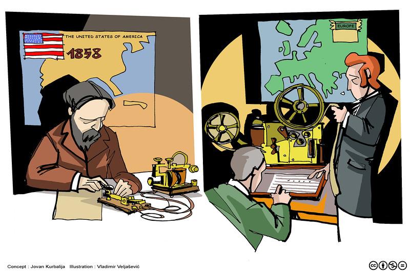 Evolution of Diplomacy - The telegraph
