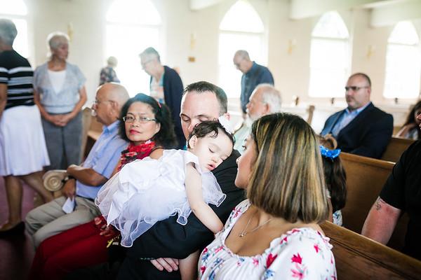 Kelsey's Baptism | Bensalem, PA | 08.25.2019
