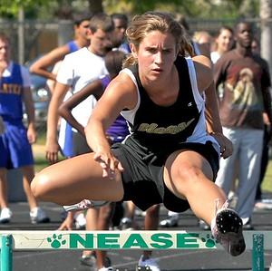 District 3-3A Nease Track Meet