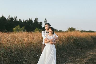 Pre-wedding | Eddie + Aura