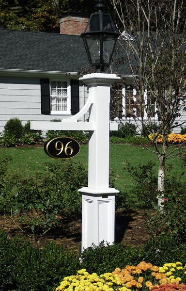 873 - NJ - Hammond with Sign