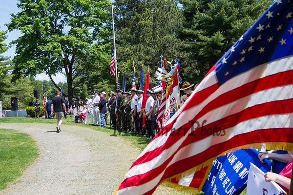 2019-5-27 Hampton Memorial Day Parade and Ceremony