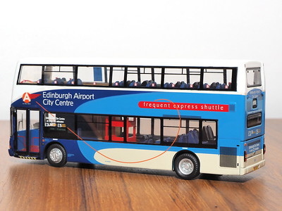 CMNL UKBUS2002 Lothian Buses Dennis Trident Plaxton President 601 Airlink