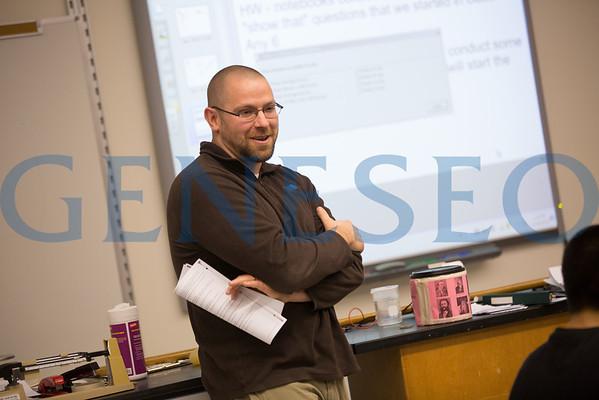 PhysTEC Physics Students @ Geneseo High School (November 2012)