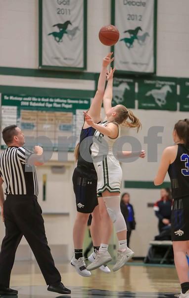 190103_Eagle vs Timberline Girls Varsity Basketball