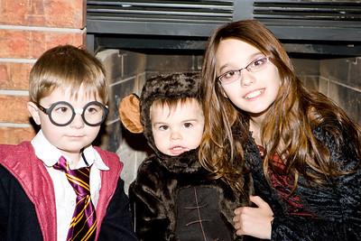 2009 Myhrum Halloween