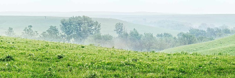 Flint Hills Spring Mist