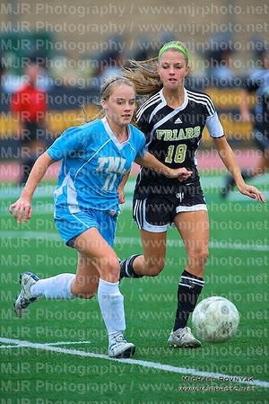 Soccer, Girls H.S. Varsity, St Anthonys Vs Mary Louis Acadamy 09.29.10