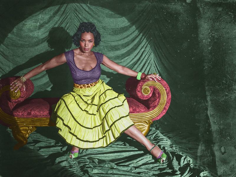". Angela Bassett as Deiree Dupree in FX\'s \""American Horror Story.\"" (Photo by Frank Ockenfels/FX)"