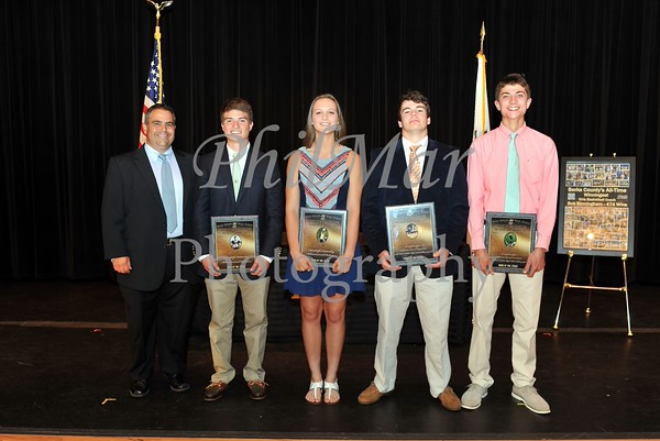 Berks Catholic Sports Banquet 2015