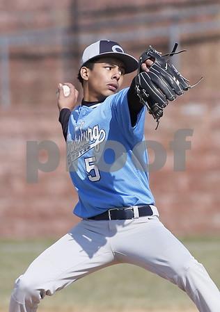 Northwest @ Clarksburg JV Baseball 2015