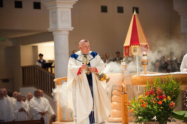Chrism Mass 2010 - Orlando