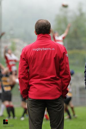 Match Neuchâtel-sports Rugby Club vs RC Bern