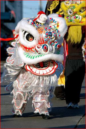 Seattle Seafair Chinatown Parade, 2006