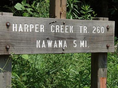Harper Creek Trip 6.13.08
