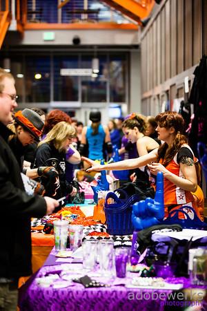 Jet City Rollergirls - Feb 2 2013 Season 6 opener bout