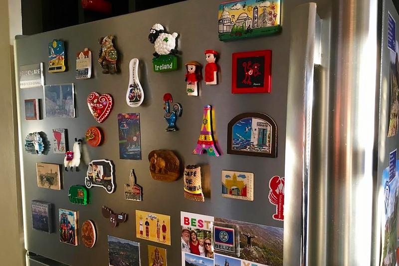 magnets souvenir