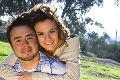 Noah and April's Engagement