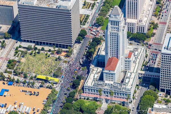 2017 March for Science LA
