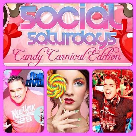 Social Saturdays @ Myth Taverna & Lounge 12.28.13