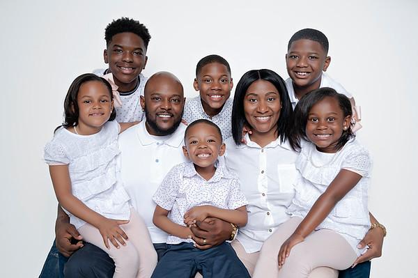 The Harris Family 2020