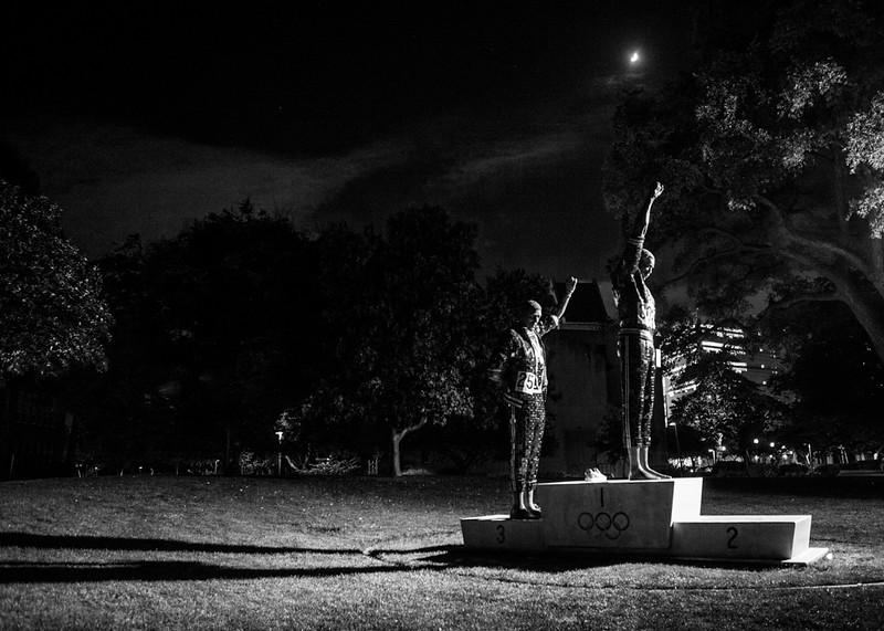 Phil Lee - Silent Gesture - Human Rights Salute 500k.jpg