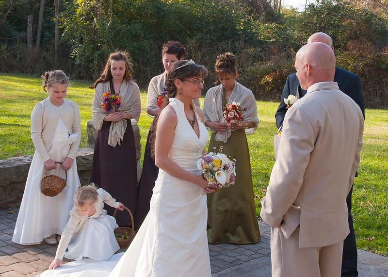 Wedding Procession, Stone Arch Bridge Lewistown, PA img_6067C.jpg