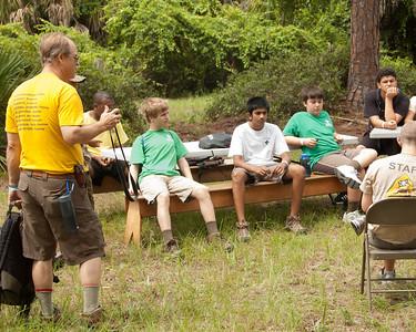 2012 Summer Camp Tanah Keeta