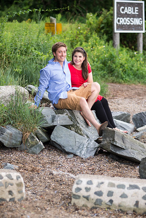 Jessica and Sam's Engagements