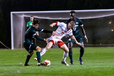 UW Sports - Men's Soccer - Oct 07, 2017