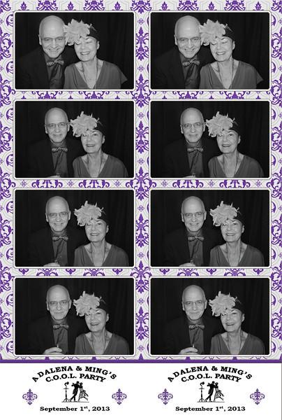 Adalena & Ming's C.O.O.L. Party September 1, 2013