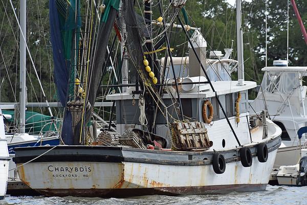 The Walking Dead Shimp Boat Bernice II 06-22-19
