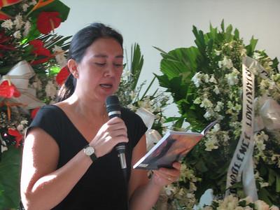 Tito Robert (ni Jojo) - Burial and Gathering After