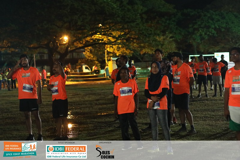 IDBI FLI Spice Coast Marathon 2019 - Photographer - Suresh