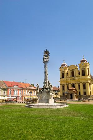 Piata Unirii, Timisoara, The Banat, Romania