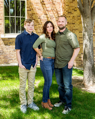 Fossmo/Poulsen families 2019