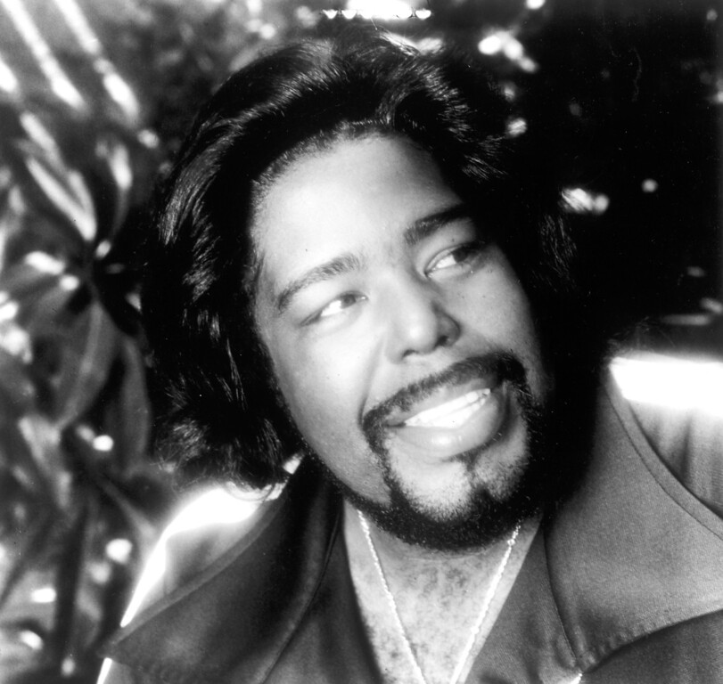 . Undated file photo of Barry White.   L.A. Daily News file photo