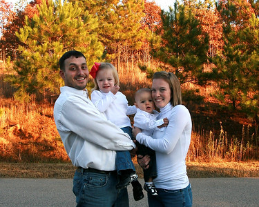 DUBOSE Family Portraits