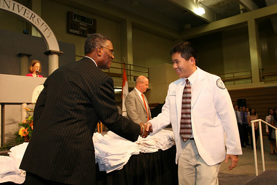 2009 Pharmacy White Coat Ceremony A